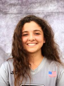 #5 Ashley Trevino