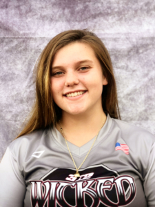 #31 Madison Prickett